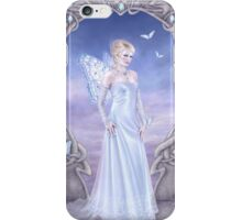 Diamond Birthstone Fairy iPhone Case/Skin
