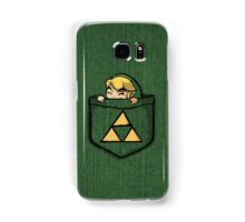 Legend of Zelda - Pocket Link Samsung Galaxy Case/Skin