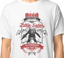 Little Sister Protector Classic T-Shirt