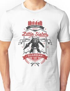 Little Sister Protector Unisex T-Shirt