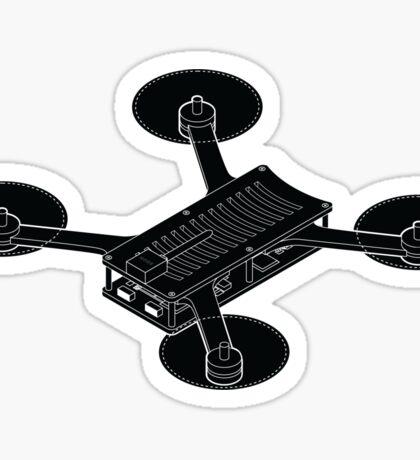 NODE - Drone Racing Sticker Sticker