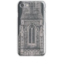 Gothic Church Tower iPhone Case/Skin