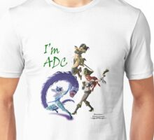 League of Legends ADC composition Unisex T-Shirt