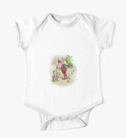 Genius Gnome Fairy One Piece - Short Sleeve
