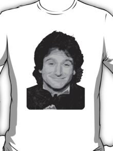 Robin Williams B&W T-Shirt