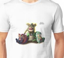 League of Legends Yordle composition. Unisex T-Shirt