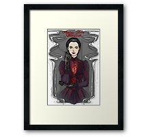 Audrey Rose Framed Print