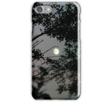 August Moons iPhone Case/Skin