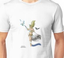 League of Legends Janna Character. Unisex T-Shirt