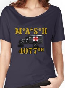 MASH 4077 Women's Relaxed Fit T-Shirt