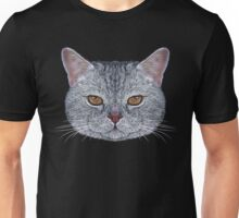 Scottish Straight Cat Unisex T-Shirt