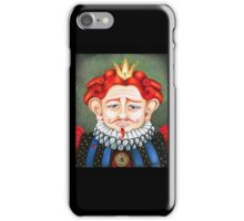 The Red King iPhone Case/Skin