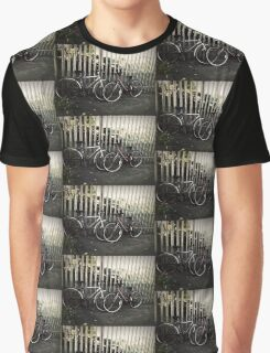 Chained and Abandoned Graphic T-Shirt