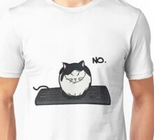 Rule Number 1: The Cat ALWAYS Comes First Unisex T-Shirt