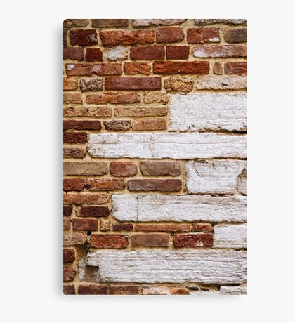 old wall Canvas Print