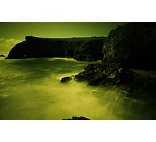 Cliffwalker II - Trefalen. Photographic Print