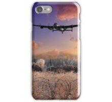 A Winter Escort iPhone Case/Skin