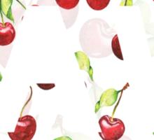 Cherry RAW Sticker