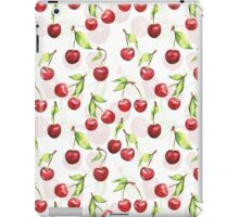 Cherry RAW iPad Case/Skin