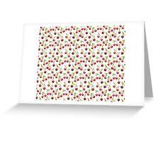 Cherry RAW Greeting Card