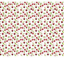 Cherry RAW Photographic Print