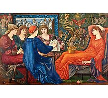 Edward Burne Jones - Laus Veneris1873 - 1875  Photographic Print