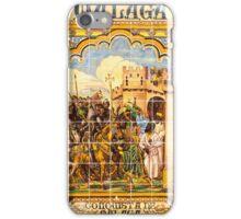 Malaga - Azulejos iPhone Case/Skin
