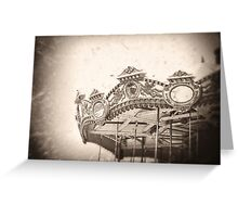 Impossible Dream Greeting Card