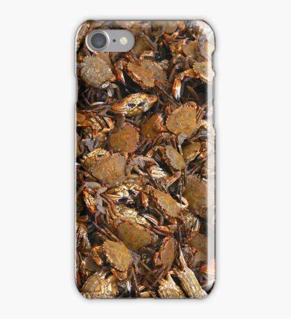 Crabs! iPhone Case/Skin