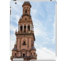 Plaza de Espana Tower iPad Case/Skin