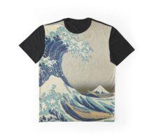 tsunami ! Graphic T-Shirt