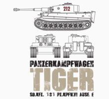 TIGER TANK by PARAJUMPER
