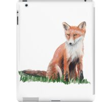 Looking Foxy iPad Case/Skin