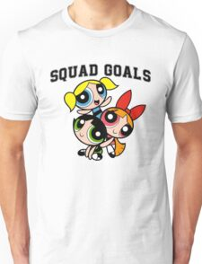 Powerpuff Squad Unisex T-Shirt