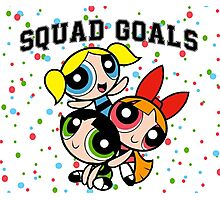 Powerpuff Squad Photographic Print