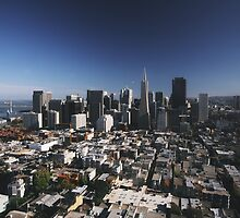 San Francisco by Coit Tower by Usadventures