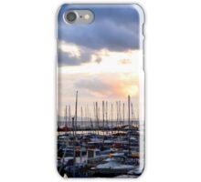 Sunset Harbor iPhone Case/Skin