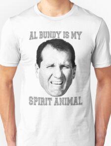 Al Bundy is my spirit animal Unisex T-Shirt