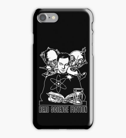 Read Science Fiction iPhone Case/Skin