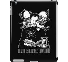 Read Science Fiction iPad Case/Skin