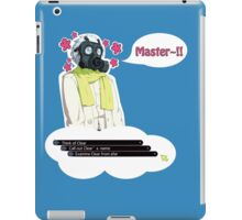 The Choice is Clear! iPad Case/Skin
