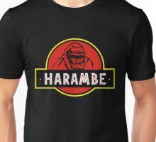 Jurassic Harambe Unisex T-Shirt