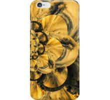 Golden twist iPhone Case/Skin