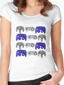Controller Haven Women's Fitted Scoop T-Shirt