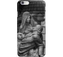 Lingering Between Two Worlds iPhone Case/Skin