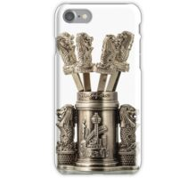 Oyster Fork from Singapore iPhone Case/Skin