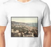 General view from Mustapha - Algiers Algeria - 1899 Unisex T-Shirt
