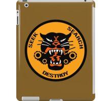 US TANK DESTROYER BATTALION - WW2 iPad Case/Skin