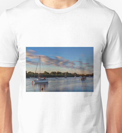 The River crouch Essex Unisex T-Shirt