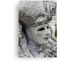 carnival mask Canvas Print